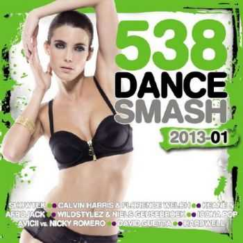 538 Dance Smash 2013 Vol.1 (2013)
