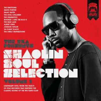 The RZA Presents Shaolin Soul Selection Volume 1 (2013)