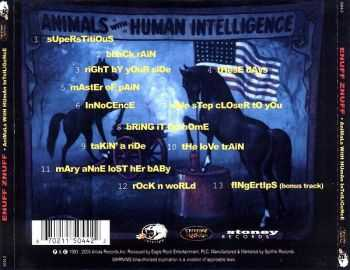 Enuff Z'Nuff - Animals With Human Intelligence (1993) [Reissue 2000]