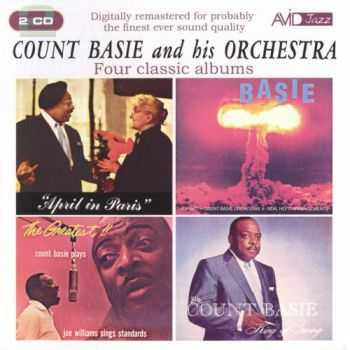 Count Basie - Four Classic Albums (2008)