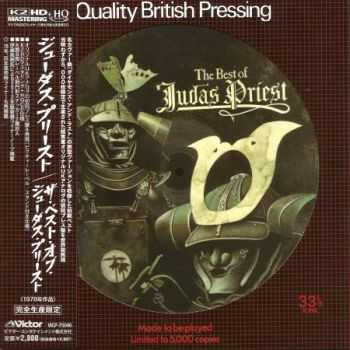 Judas Priest - The Best Of (Japanese Edition) 1978 (Lossless) + MP3