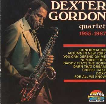 Dexter Gordon - Quartet 1955-1967 (1998)