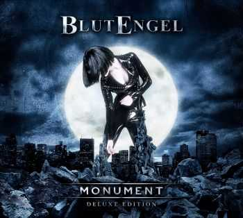 BlutEngel - Monument (Limited Box Edition) 3CD (2013)