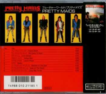 Pretty Maids - Future World (1987) [Japan 1st Press]