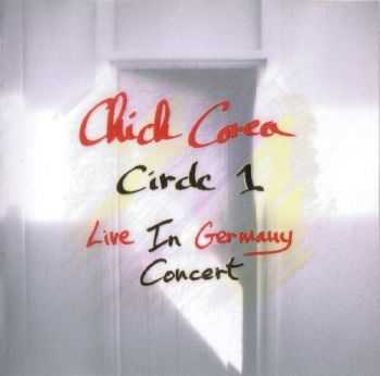 Chick Corea - Circle 1: Live In Germany {1970}