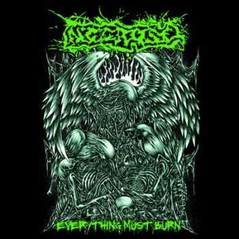 Necrose - Everything Must Burn (Demo) (2012)