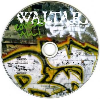 Waltari - Covers All - The 25th Anniversary Album (2011)