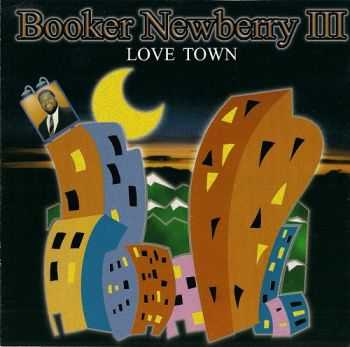 Booker Newberry III - Love Town (1983)