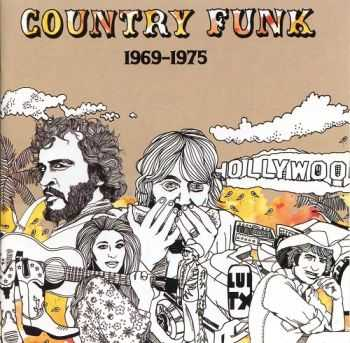 VA - Country Funk 1969-1975 (2012)
