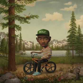 Tyler, the Creator - Wolf (Deluxe Edition) (2013)