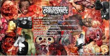 THECORPSEINTHECRAWLSPACE - Let There Be Corpse (2012)