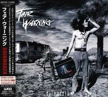 Fair Warning - Rainmaker (1995) [Japanese Ed.]