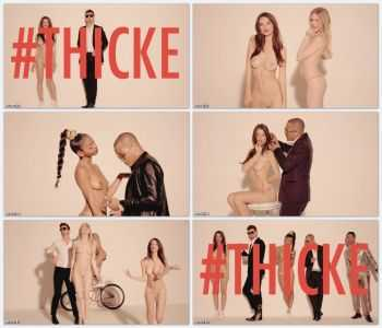 Robin Thicke feat. T.I. & Pharrell - Blurred Lines (Unrated Version)