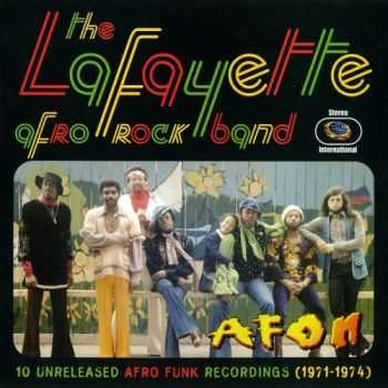 The Lafayette Afro-Rock Band - AFON: 10 Unreleased Afro Funk Recordings (1971-1974)