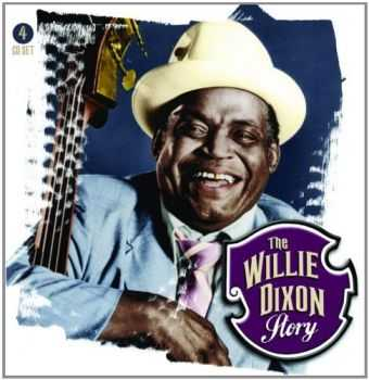 Willie Dixon - The Wille Dixon Story 1940-1960 (4CD-BOX)
