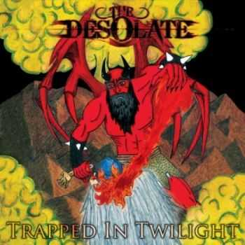 The Desolate - Trapped In Twilight (2010)