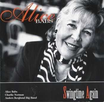 Alice Babs - Swingtime Again (1998)