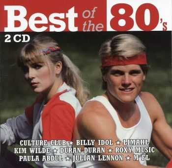 VA - Best of The 80's (2012)