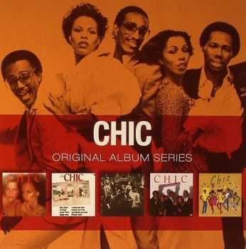 Chic - Original Album Series (5CD Box Set) (2011)