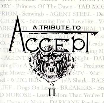 VA - A Tribute To Accept II (2001)