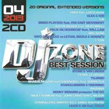 DJ Zone Best Session 04/2013 (2013)