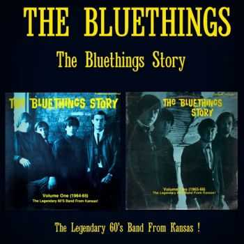 The Blue Things - The Bluethings Story Vol.1-2 (1964-1966) 1987