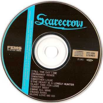 Scarecrow - Scarecrow (1992) [Japan 1st Press]