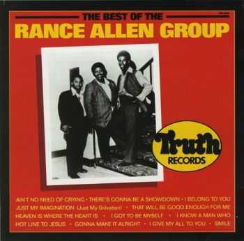 Rance Allen Group - The Best Of The Rance Allen Group (1988)