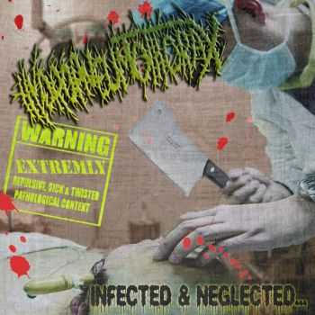 Hydropneumothorax - Infected & Neglected... (EP) (2012)
