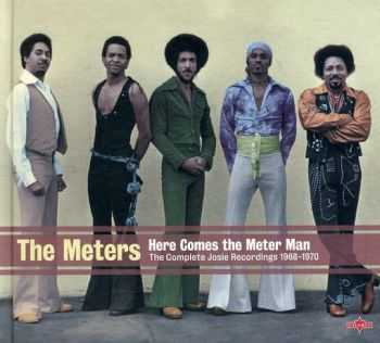 Meters - Here Comes The Meter Man: The Complete Josie Recordins, 1968-1970