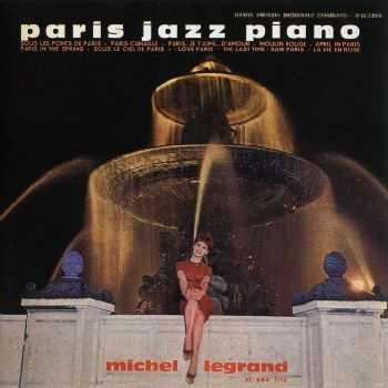 Michel Legrand - Paris Jazz Piano (1960) FLAC