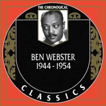Ben Webster - The Chronological Classics, 3 Albums