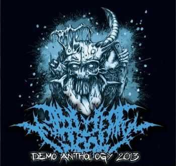 Intrauterine Worm - Demo Anthology (Compilation) (2013)