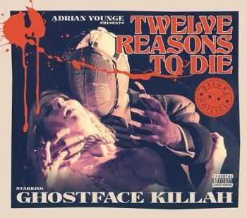 Ghostface Killah & Adrian Younge - Twelve Reasons To Die (2013)