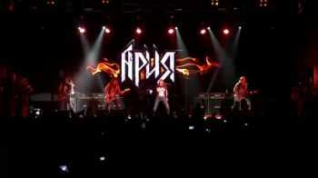 Ария - Live From Arena Moscow 13.04.2013 (2013)