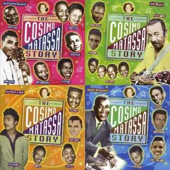 VA - The Cosimo Matassa Story (4CD-BOX)