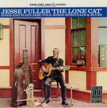 Jesse Fuller - The Lone Cat (1961)