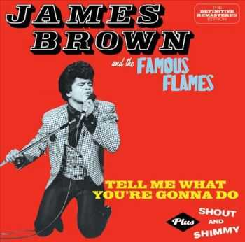 James Brown & The Famous Flames - Tell Me What You're Gonna Do/Shout & Shimmy (2013)
