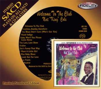 Nat King Cole - Welcome To The Club 1959 (2013) HQ