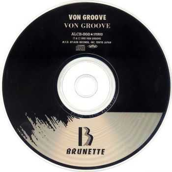Von Groove - Von Groove (1992) [Japan 1st Press]