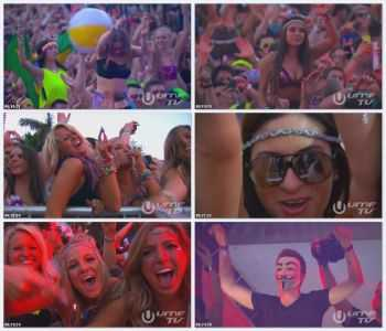 Nicky Romero - Live At Ultra Music Festival 2013
