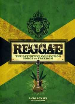VA - Reggae: The Definitive Collection Songs of Freedom [Box Set] (2009)