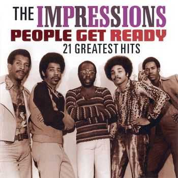 The Impressions - People Get Ready: 21 Greatest Hits
