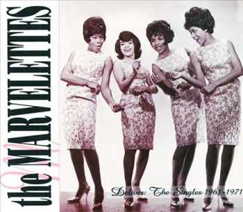 The Marvelettes - Deliver: The Singles 1961-1971 (1993)