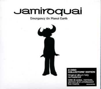 Jamiroquai - Emergency On Planet Earth [Deluxe Remastered Edition] (2013)