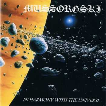 Mussorgski - In Harmony With The Universe (1995)