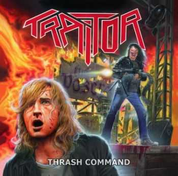 Traitor - Thrash Command (2012)