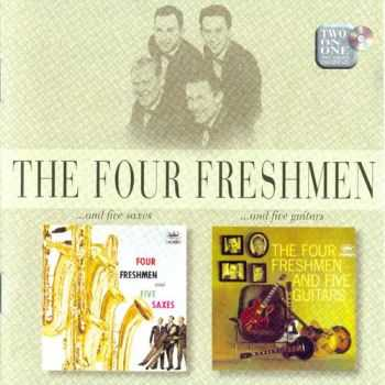 The Four Freshmen - ...And Five Saxes ...And Five Guitars (1998) FLAC
