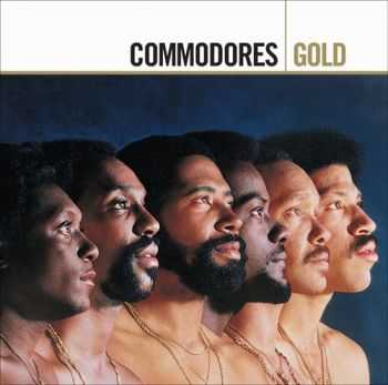 The Commodores - Gold (2008)