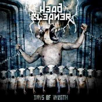 Head Cleaner  - Days Of Wrath (EP)  (2013)